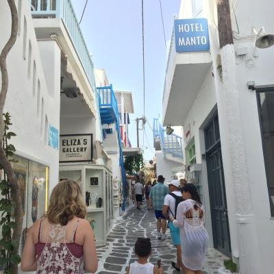 Girl Meets Mykonos