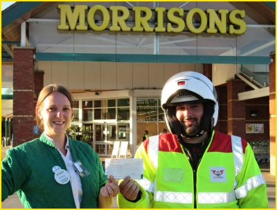 Morrisons Fund Match