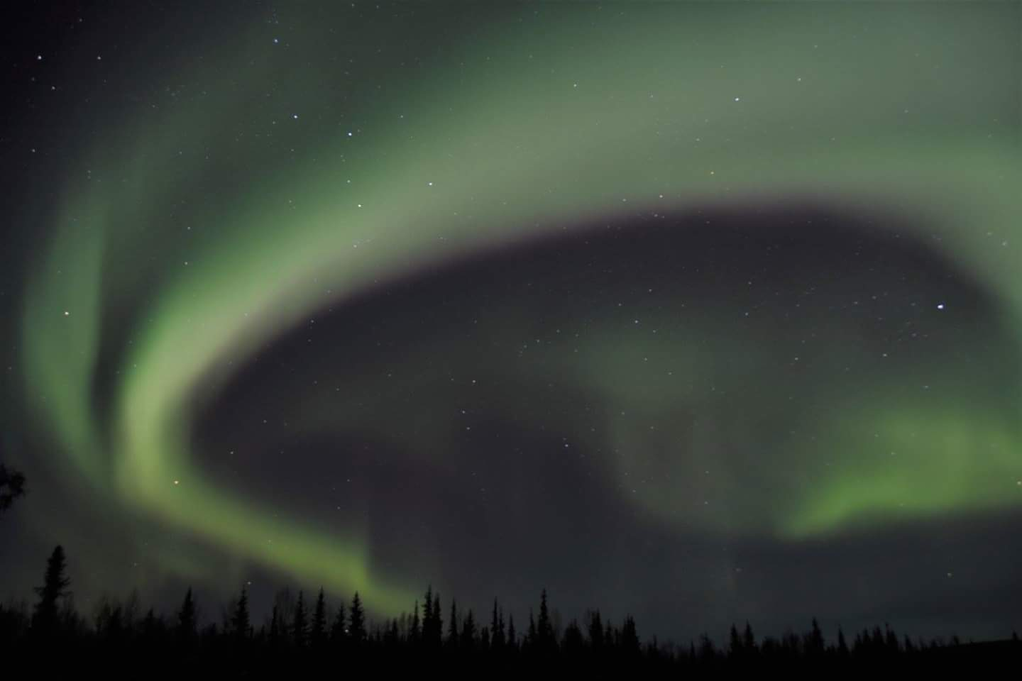Alaska's March Night Skies - Courtesy of Joe Altman