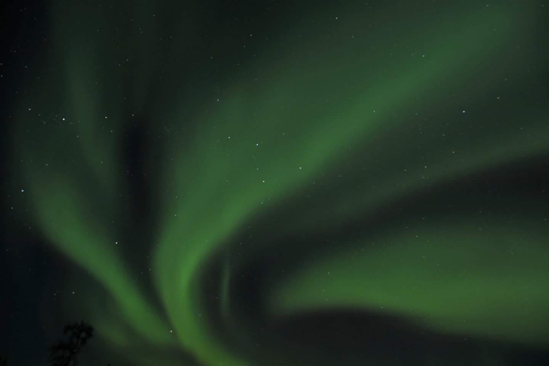 Alaska's March Night Skies - Courtesy of Joe Altman