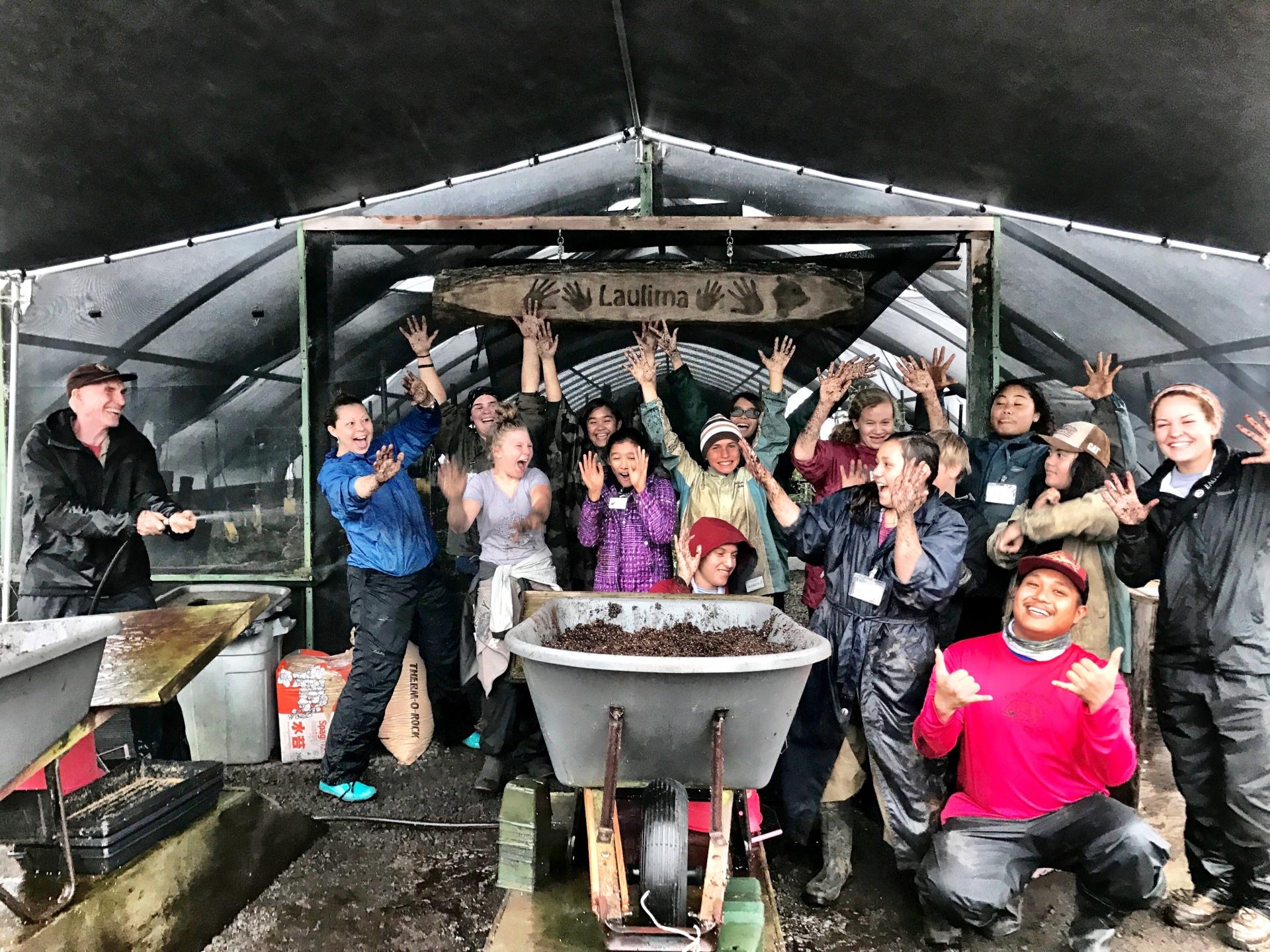 Teaching Change Program - Hakalau Forest National Wildlife Refuge