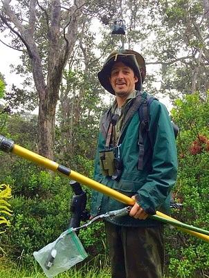 George Cummins, Hakalau Forest National Wildlife Refuge, Teaching Change Program, Conservation Careers