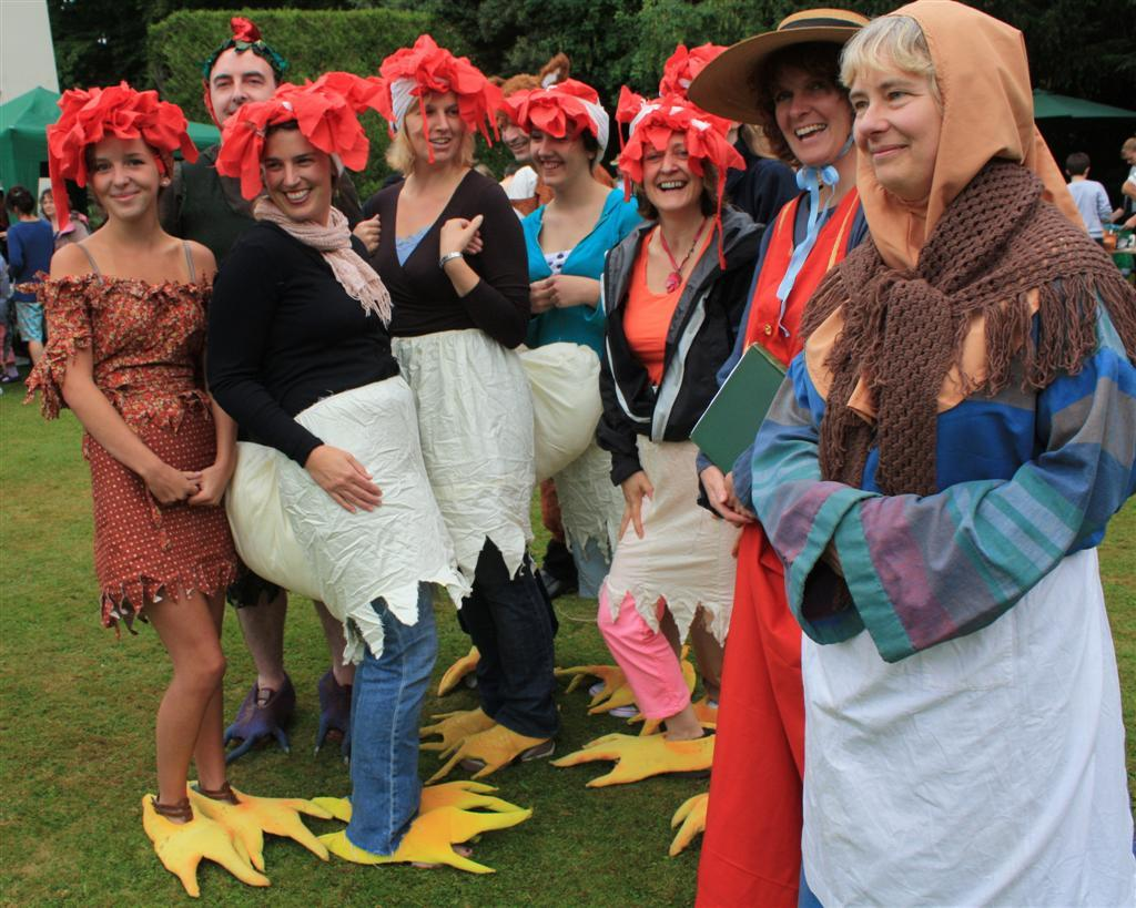 WADS to reprise outdoor Canterbury Tales