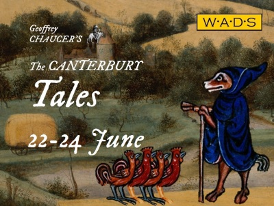Canterbury Tales  22 to 24 June