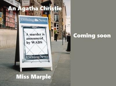 Agatha Christie's  A Murder is Announced