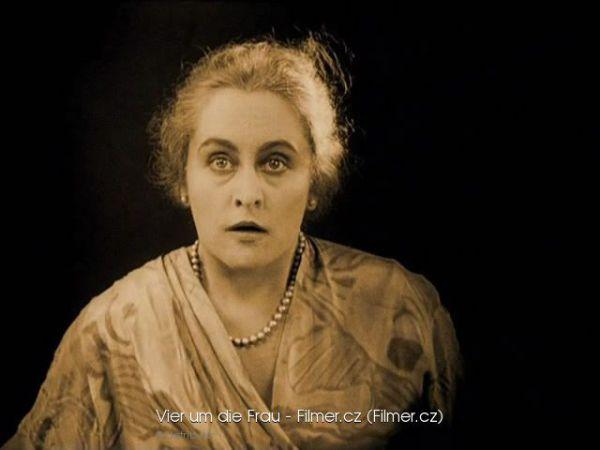 1920. Vier Um die Frau
