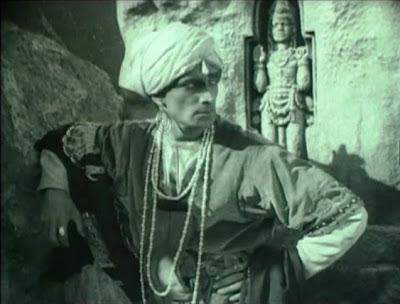 1921. Das Indische Grabmal, 1 Teil:  Die Sendung des Yoghi