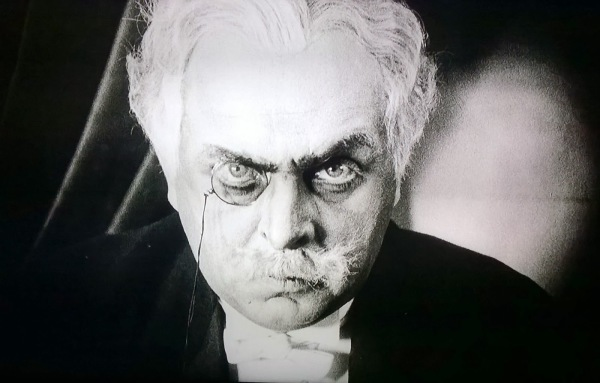 1922. Dr. Mabuse, der Spieler, Parts 1 and 2.