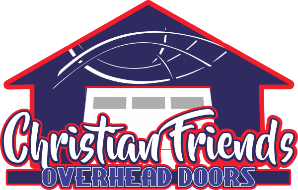 Christian Friends overhead doors logo