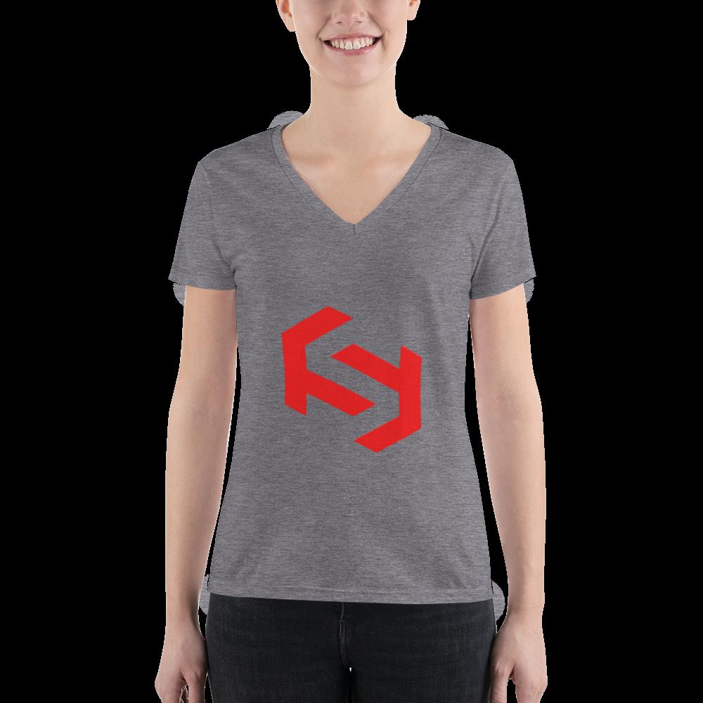 Streets 101 Female V-Neck Shirt
