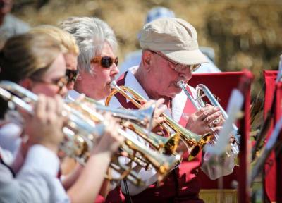 Jayess Newbiggin Brass Band Cornet