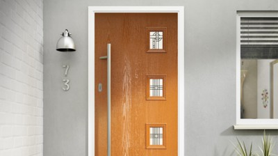 Contemporary Composite Front Doors West Midlands