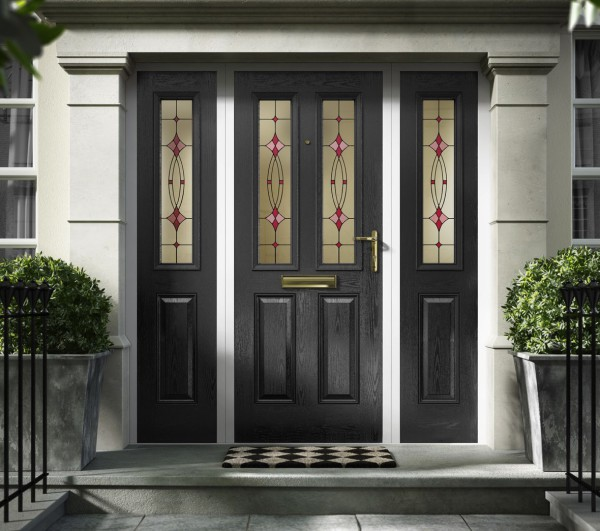 Traditional Composite Doors Dudley