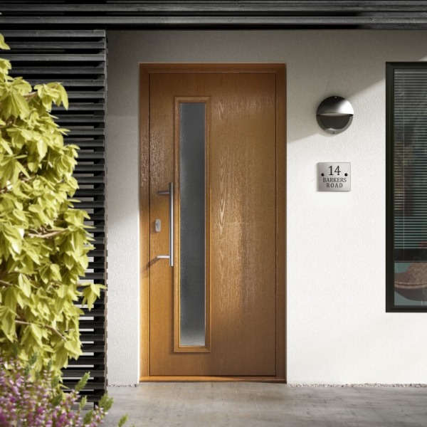Black Country Composite Doors Contemporary