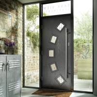 Modern Composite Door Stourbridge