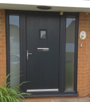 Bespoke Composite Doors Stourbridge