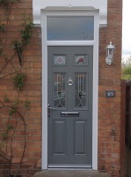 Edwardian Exterior Composite Door