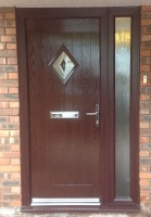 Rosewood Doors PVC Composite Door