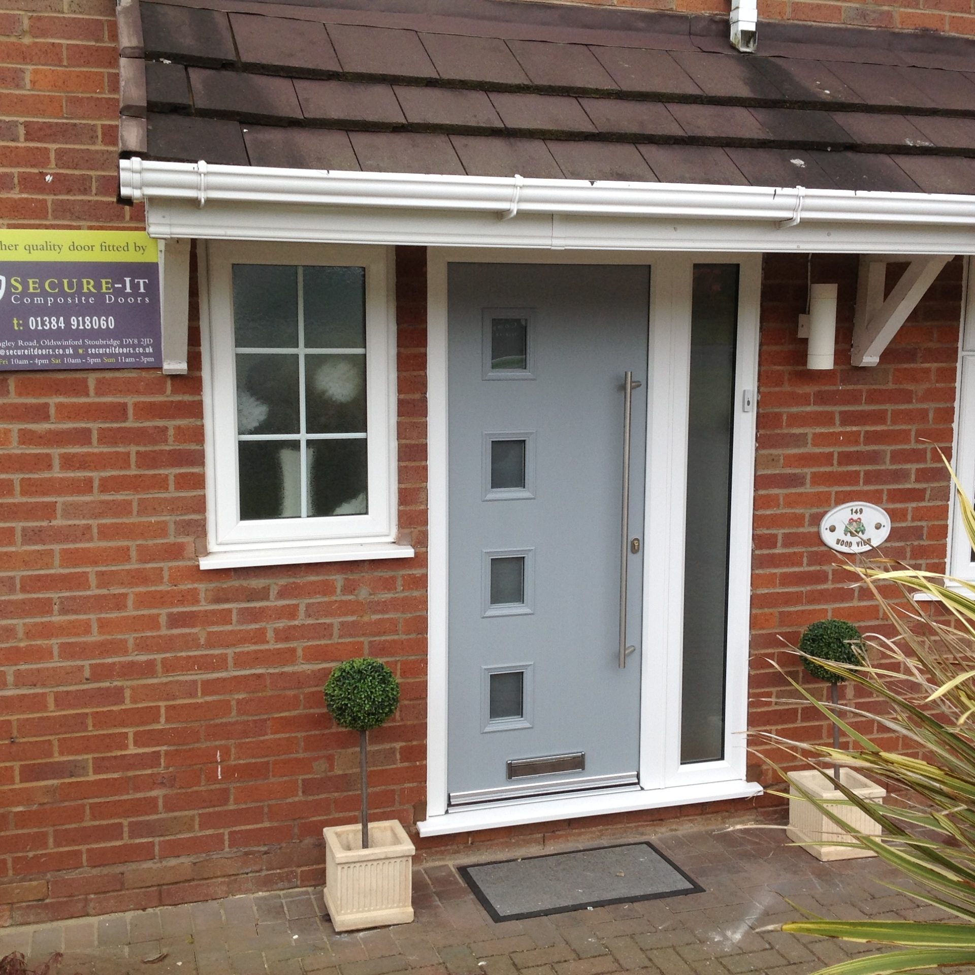 Composite Doors UK