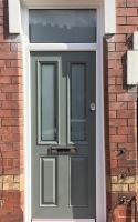Milan Composite Front Door