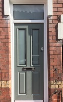 Milan Composite Front Door