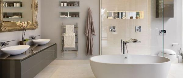 Stylish bathrooms add value