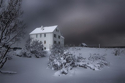 Winter house in Aegissida