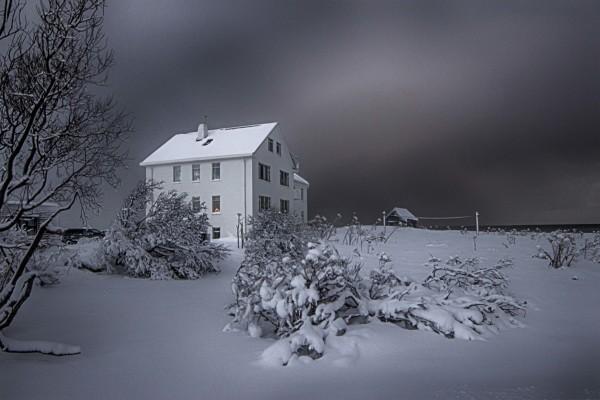 Winter house in Aegissida