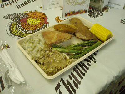 Thanksgiving - a Prisoner's Perspective