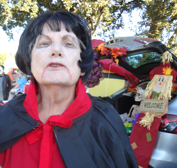 Mrs. Dracula played by Carole Stubblefield