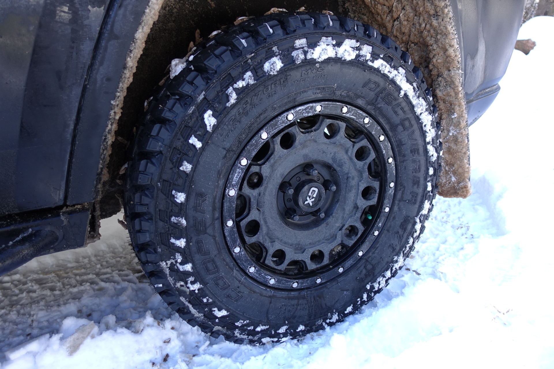 Cooper Tires Discoverer S T Maxx Winter Review