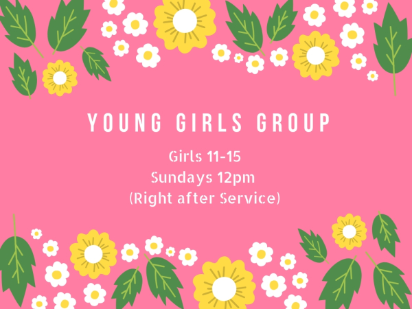 Young Girls Group