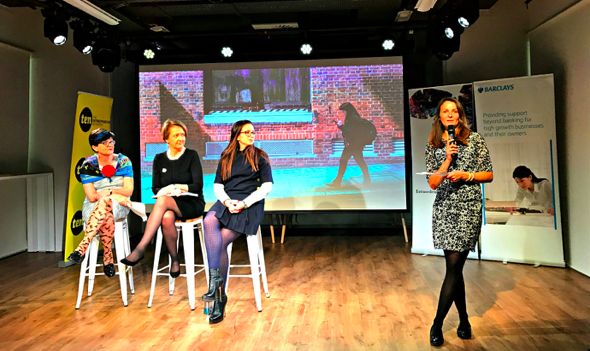 A UK Start-ups community looks to empower female leaders