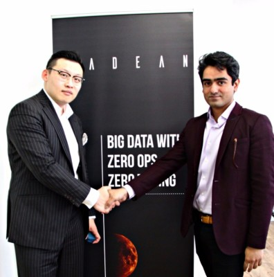 Big Data Platform Hadean joins Cocoon Networks London