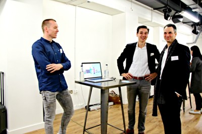 Pi Labs Demo Day at Cocoon Networks London