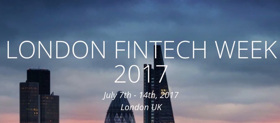 Cocoon Networks partners with London Fintech Week 2017