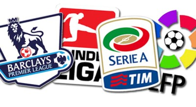 barclays premier league bundesliga serie A LFP soccer best leagues soccer bets strategy system field stadium sports football