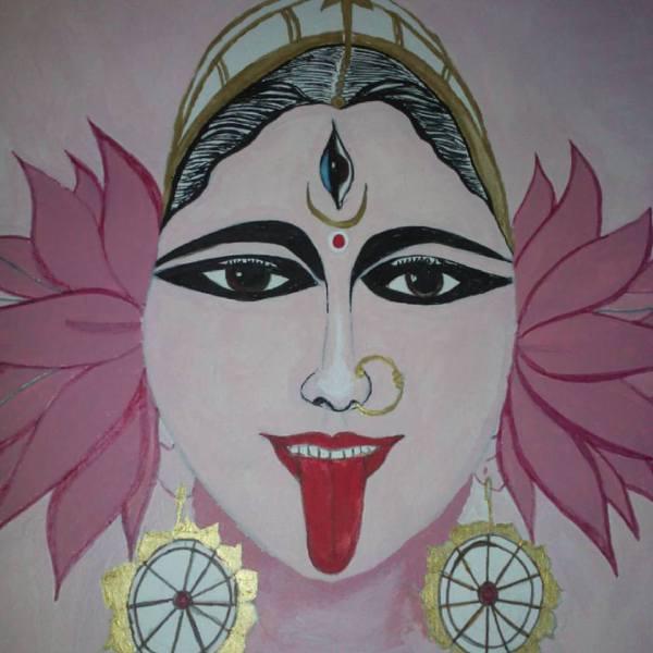 Goddess Kali in the Golden Age