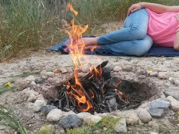 Healing with Shakti fire