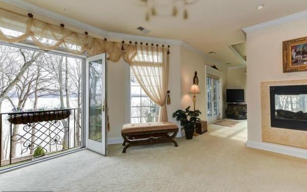 Balcony -Master Suite