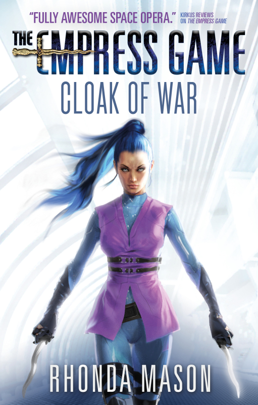 Cloak of War Releases in 45 Days!