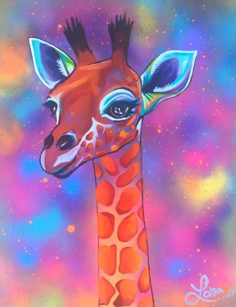 Celestial Giraffe