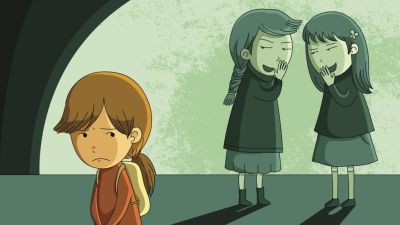 Part 2: Being Bullied In School