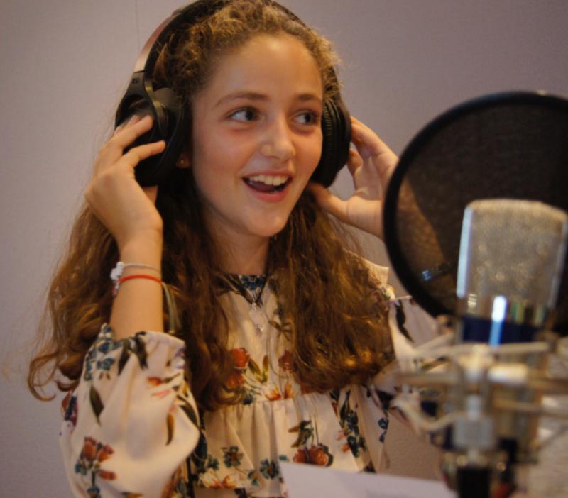 Singsational Recording Studio Experience