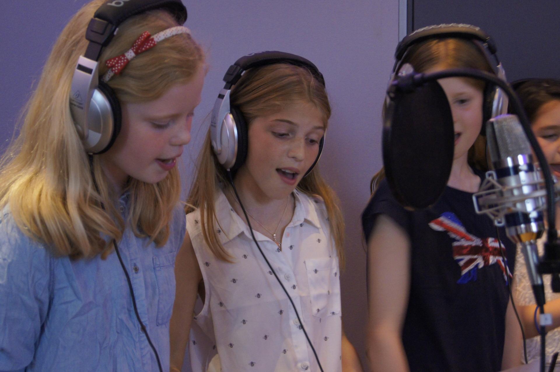 Kids 12th Birthday Singing Party