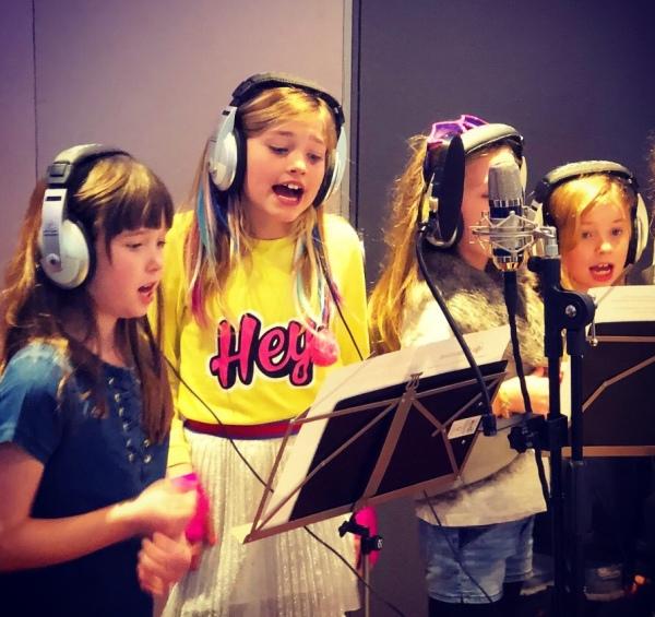 Singsational Singing Party