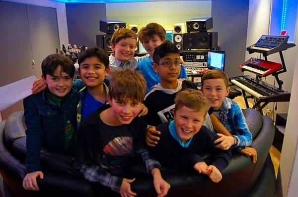 Boys Singsational Singing Party
