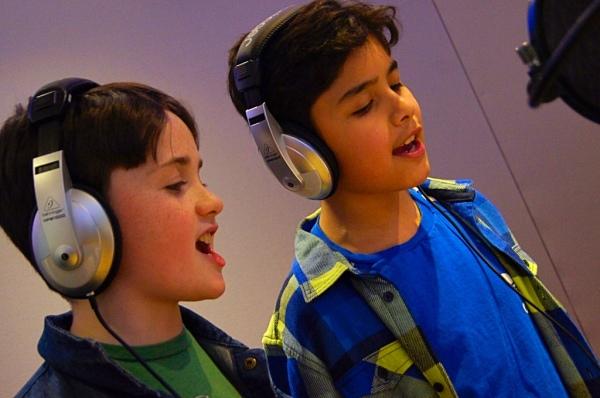 Singsational Boys Singing Party