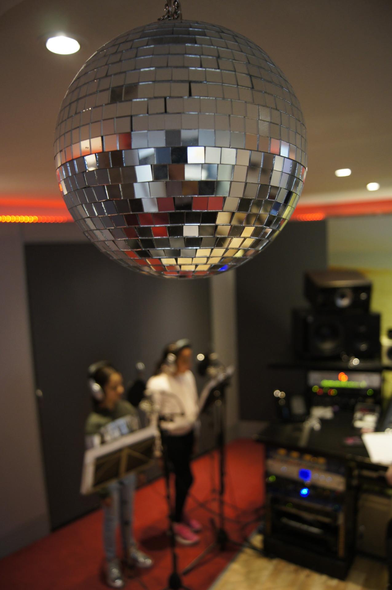 Recording Studio Party