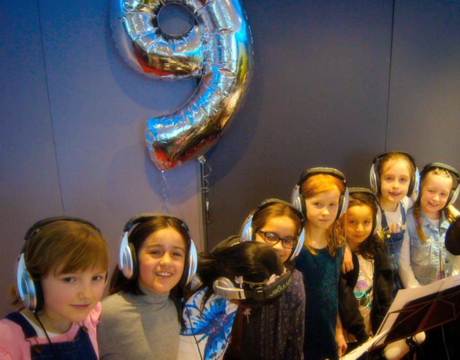 9th Birthday Party